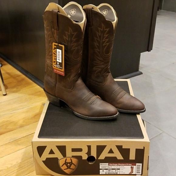5da1765c5b Ariat Heritage Western R Toe Women's Boot NWT